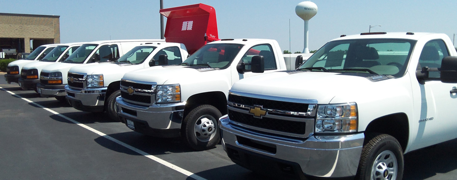 windshield replacement commercial fleet