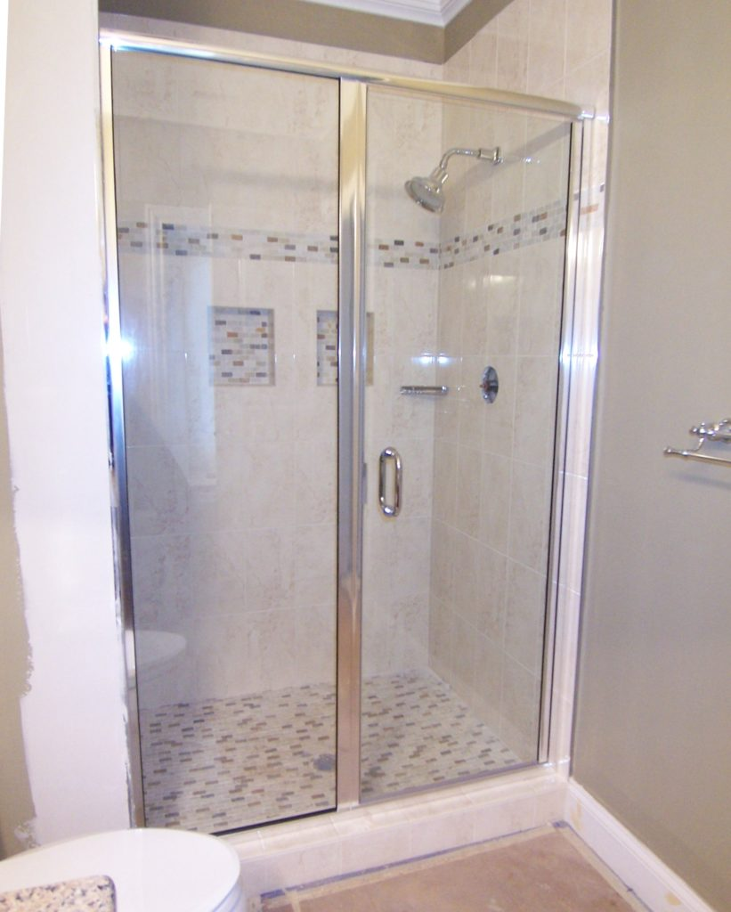 for shower simple home doors seamless your decoration