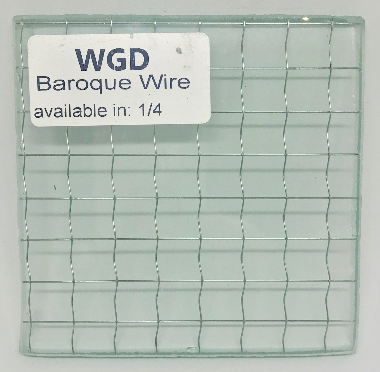 Wire Glass - Glass Logix