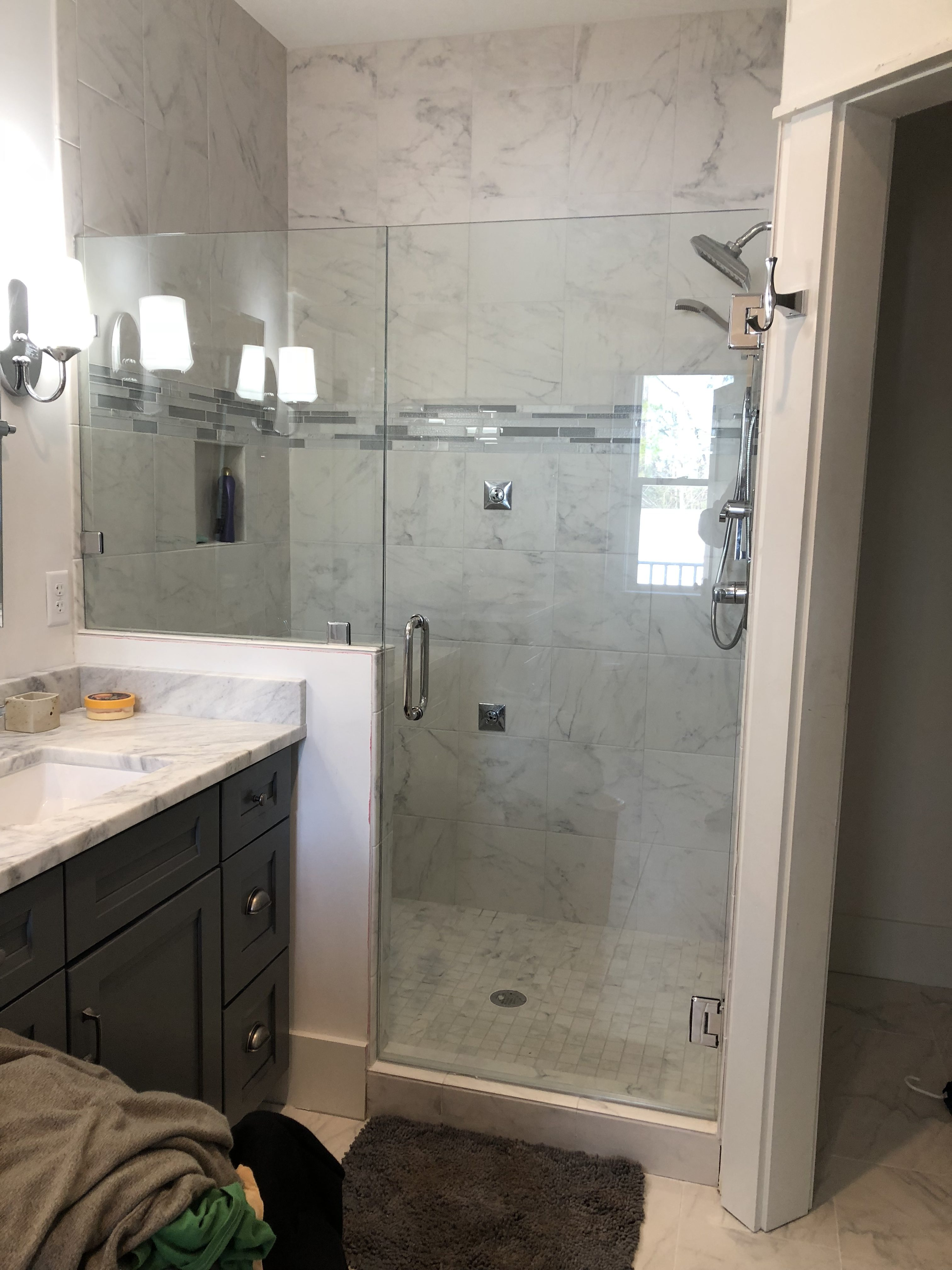 frameless shower door columbia sc glass shop lexington sc custom shower door